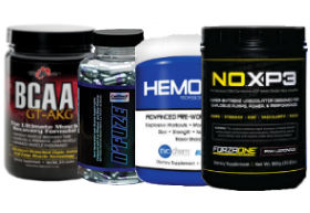 Pre-Workout Stack 7