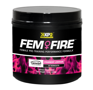 Fem Fire | Workout drink for Women