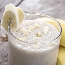 Banana Nut Protein Smoothie Recipe