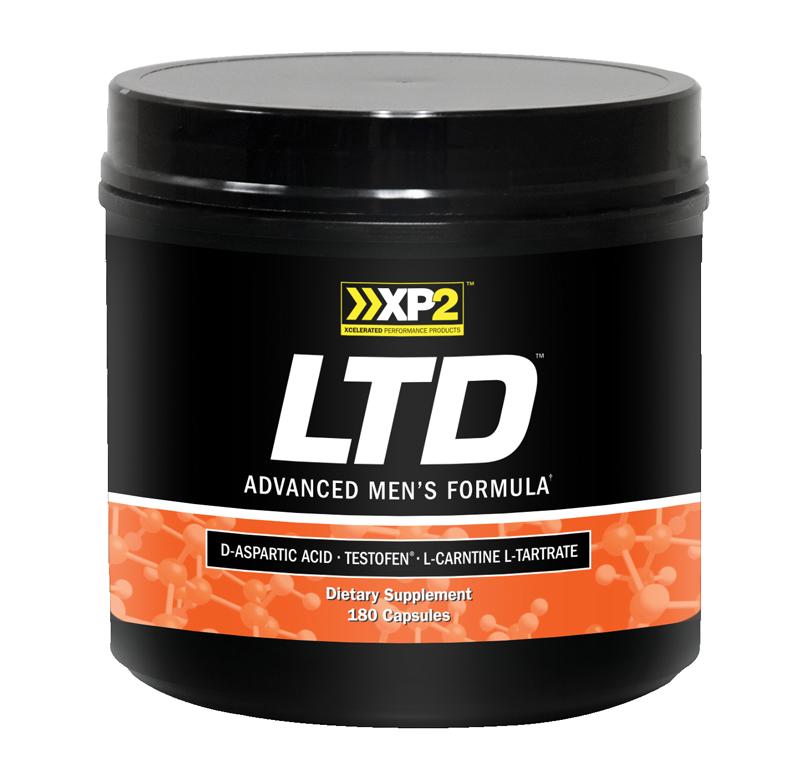 Nutrishop presents XP2 LTD Testosterone supplement