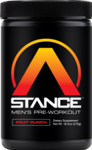 Stance Men's Pre-Workout