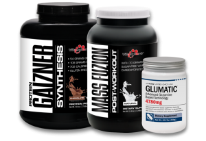 Weight Gainer Stack