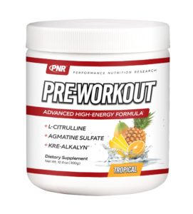 Get your PNR Pre-workout Drink