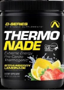 Thermonade Pre-cardio Supplement found at Nutrishop