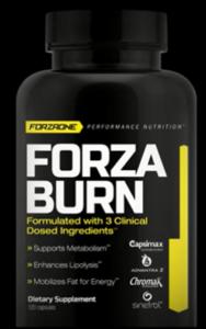 FEEL THE BURN WITH FORZABURN
