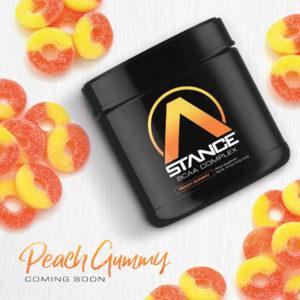 Peach Gummy Coming Soon